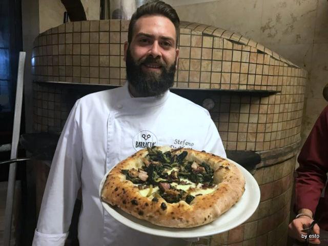 Barbacià Stefano Di Martino Pizza e maritata