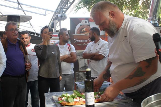 Bonci al Festival della Gastronomia
