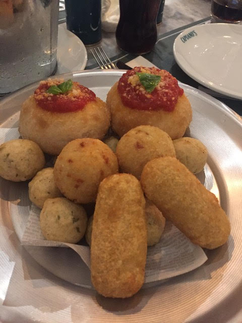 Capuano's - i fritti