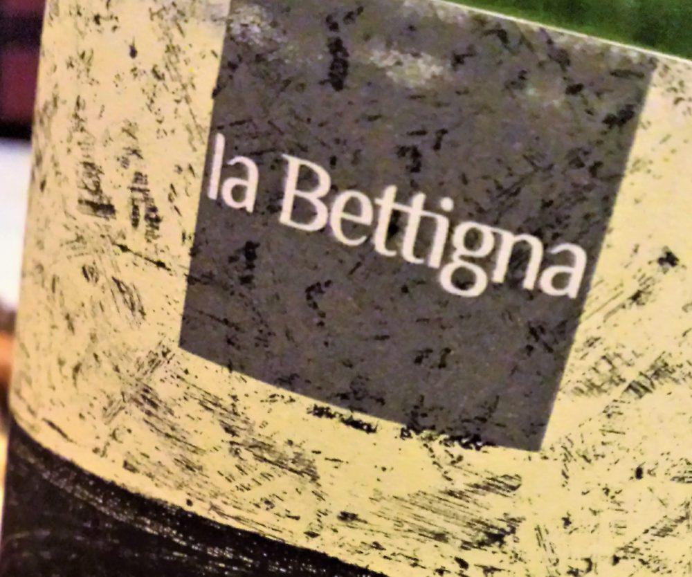 Colli di Luni Vermentino 2016, La Bettigna