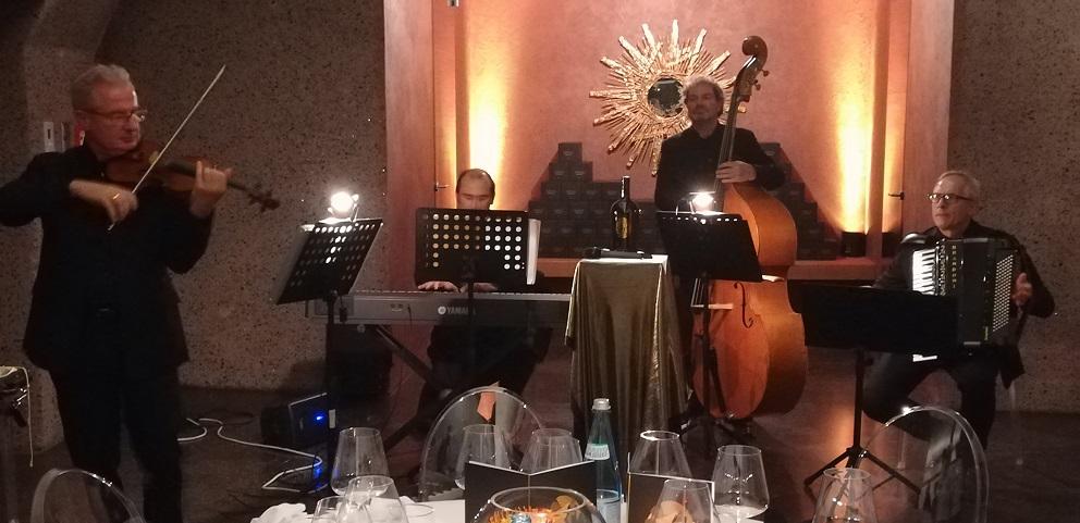Compleanni alla cantina di San Michele Appiano - Concerto