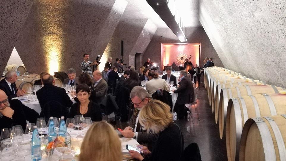 Compleanni alla cantina di San Michele Appiano - Partecipanti