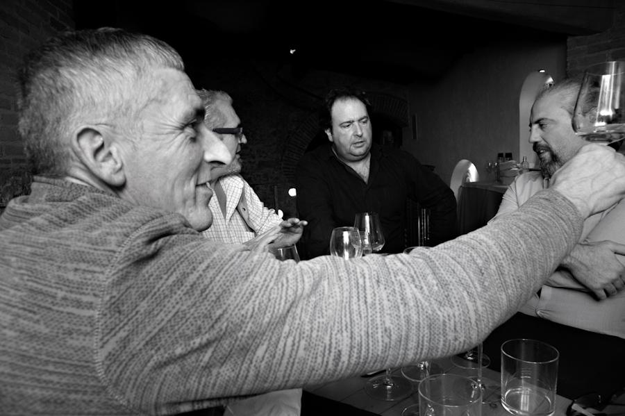 Discussioni di vino con Simone Andreano