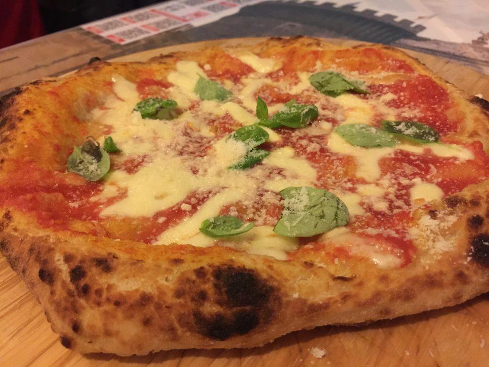 Donna Luisella, pizza