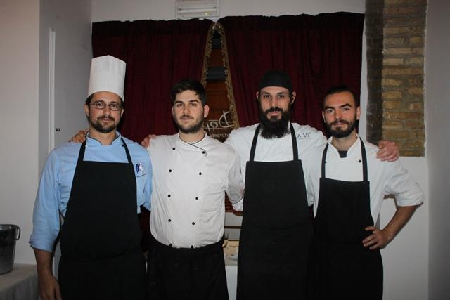 Doppio - I giovani chef di Doppio