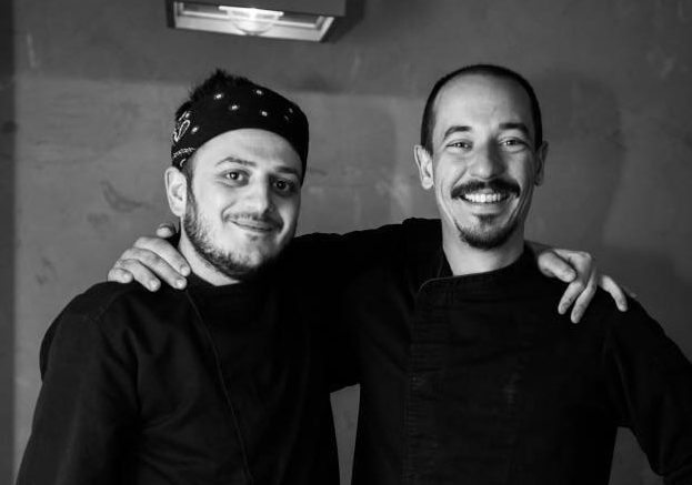 Epiro, gli chef Marco Mattana e Matteo Baldi