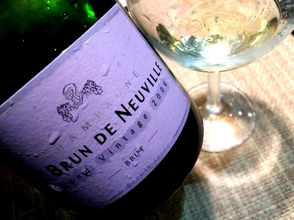 Giappo, Champagne Le Brun de Neuville Grand Vintage 2008