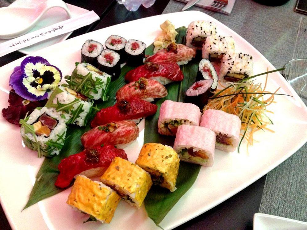 Trippicella, Il Sushi di Kobe nel 2016