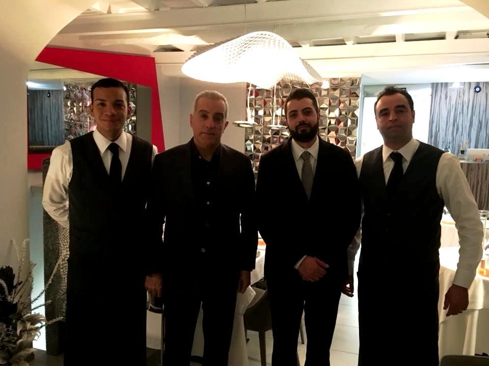 Il Patron Basahr Assad & La Brigata di Sala