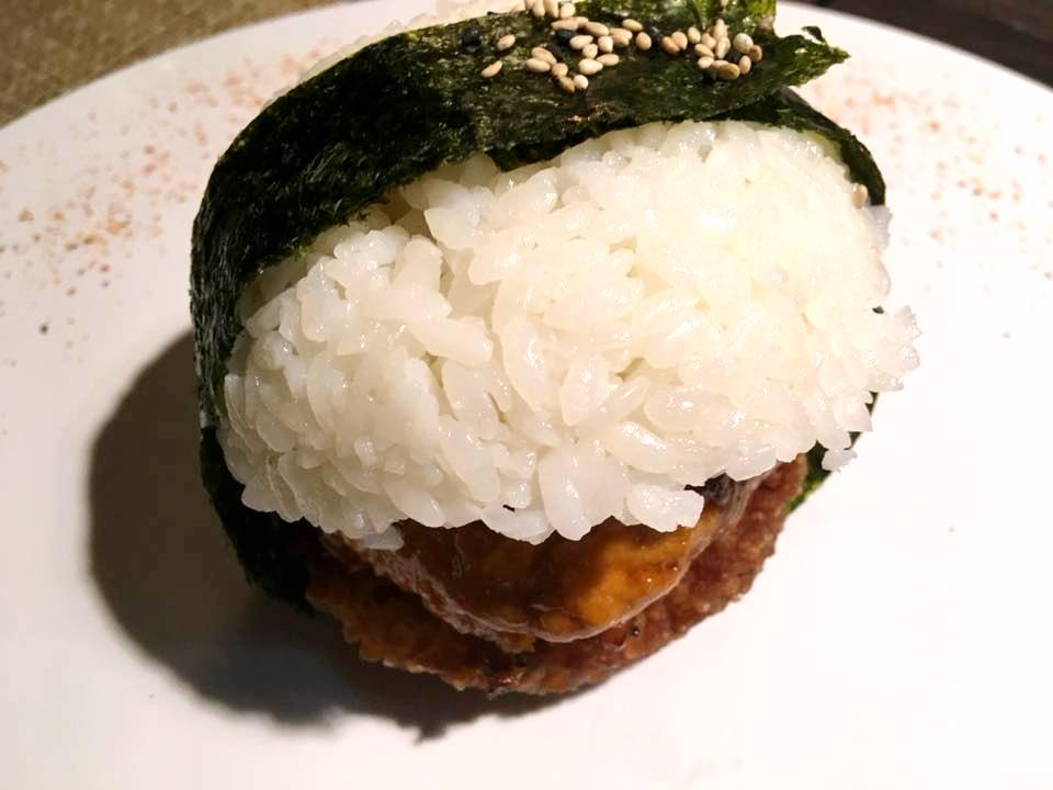 Giappo, I Sushi Burger