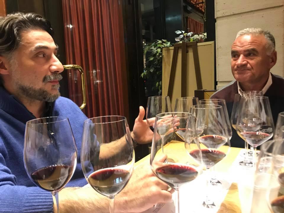 Fortunato Seastiano e Raffaele Boccella