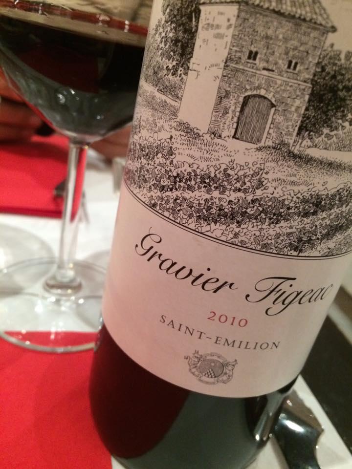 Gai Moulin Bistro, il vino