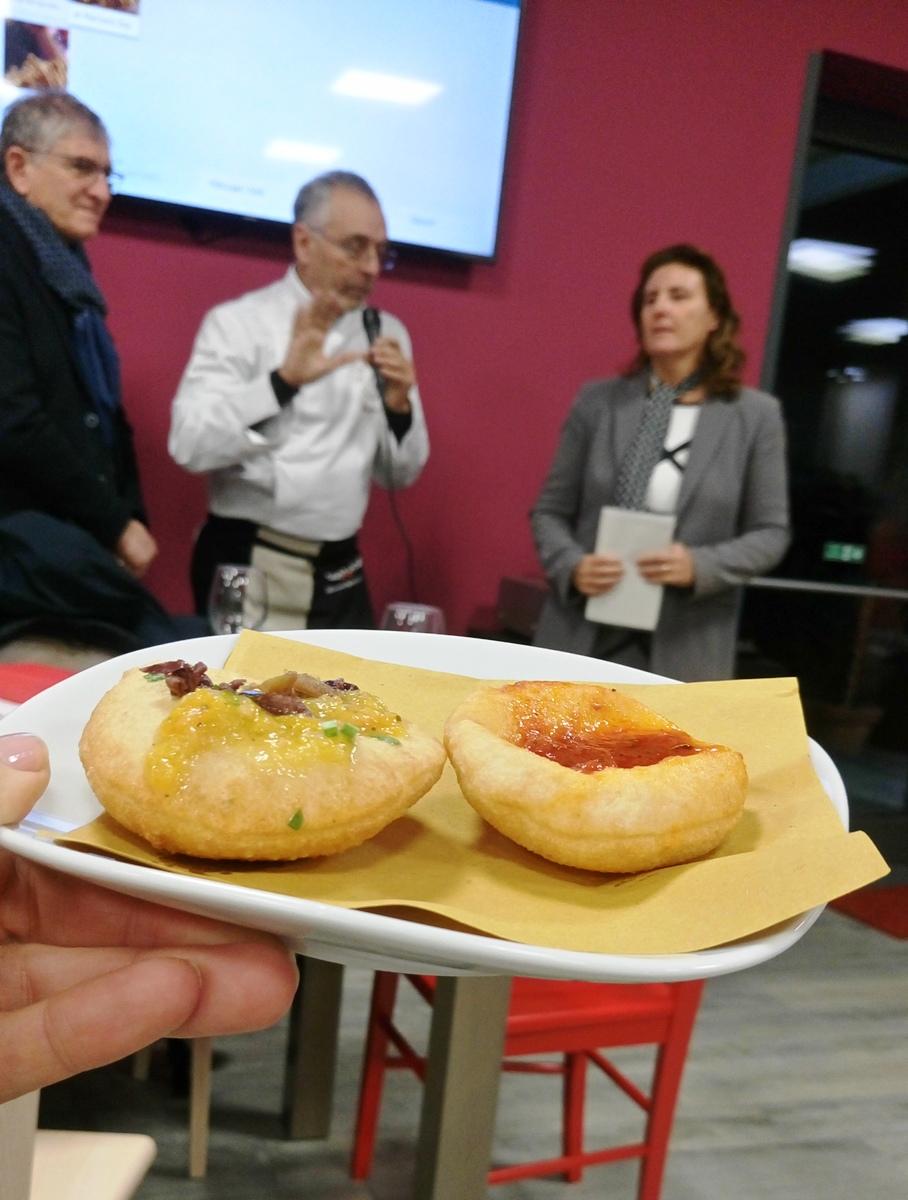 Gustarosso Academy - i fritti