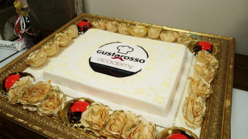 Gustarosso Academy - la torta