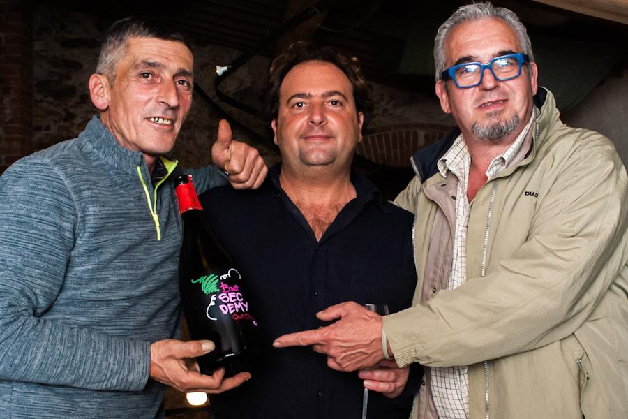 I Fratelli del Bono con Simone Andreano
