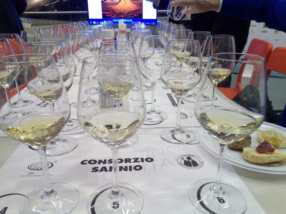 In Vino Civitas Degustazione Vini del Sannio