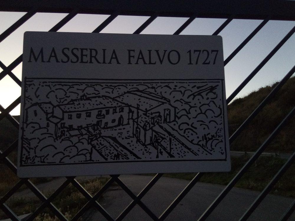 Ingresso Massseria Falvo