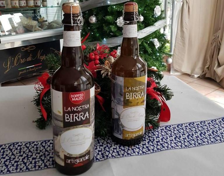 L'Oro di Napoli, le birre artigianali di produzione propria