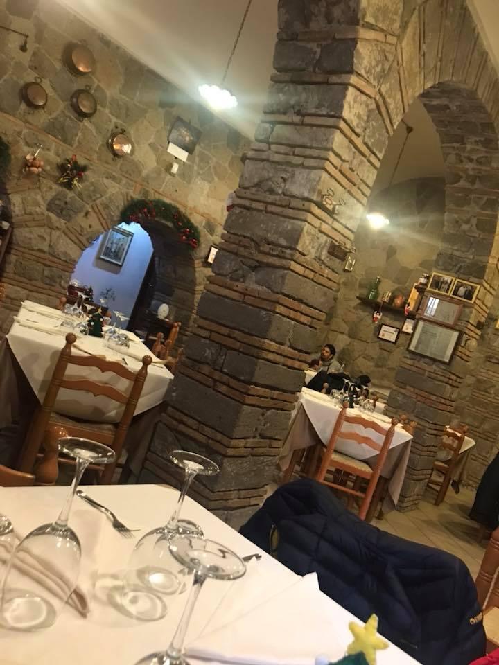 'O Romano a Sarno, sala