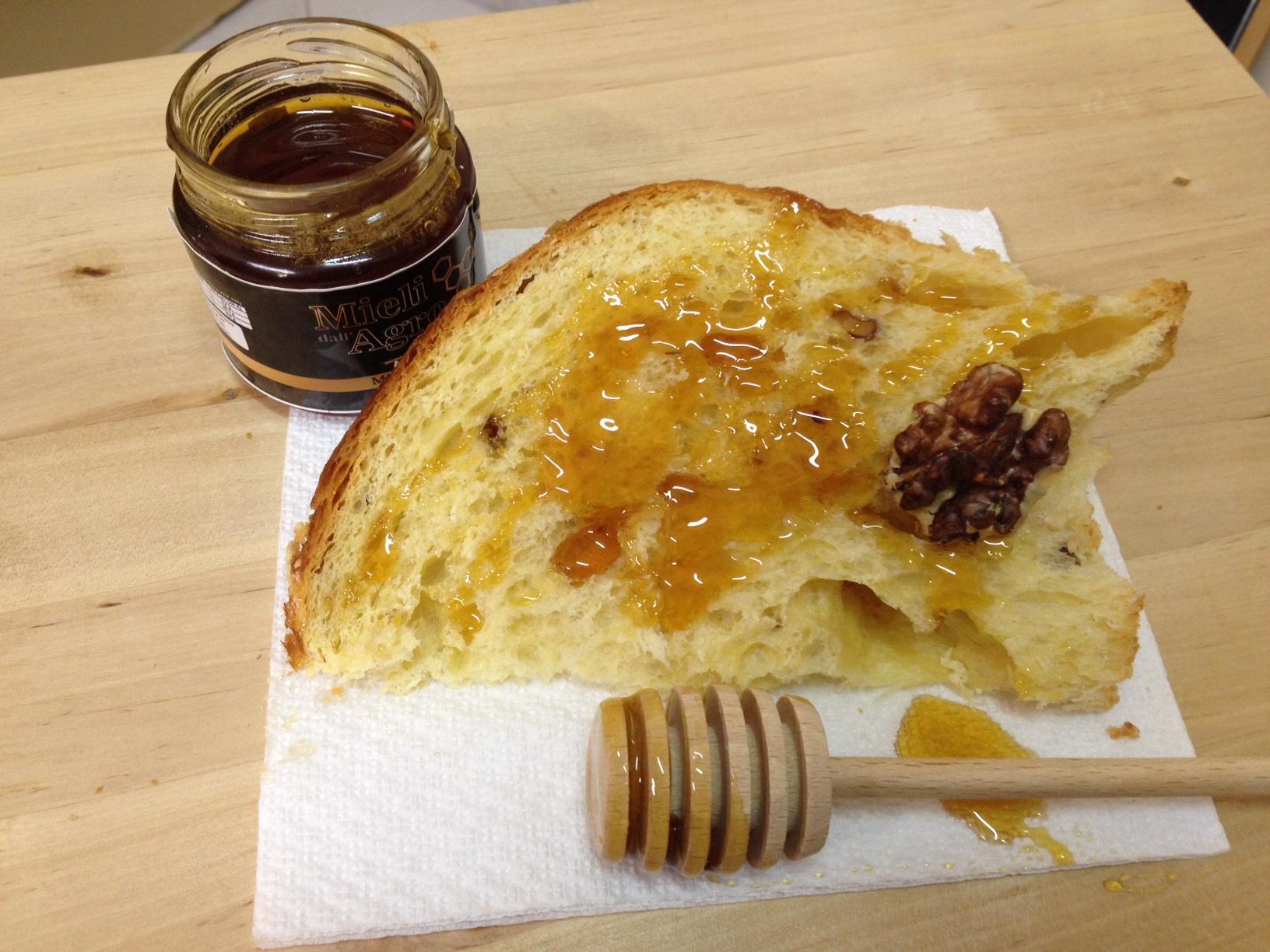 Panificio Vecchione - Panettone con il miele
