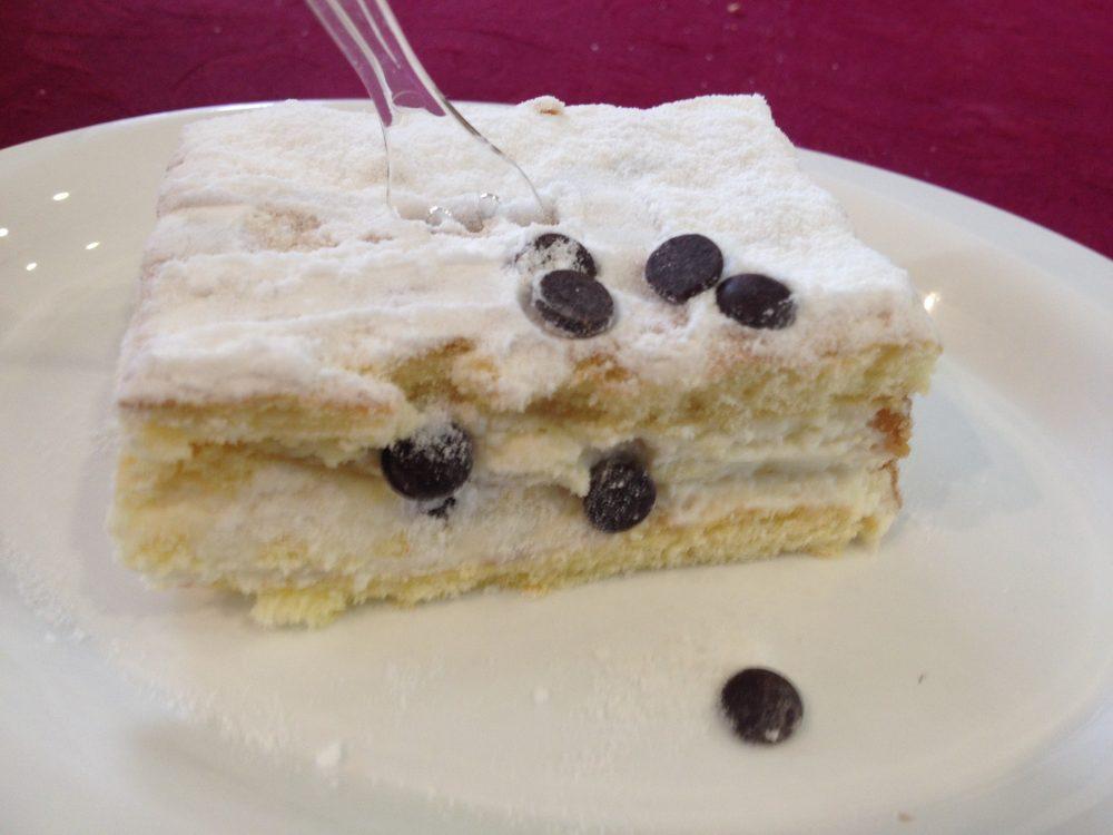 Pasticceria D'Elia - dolce del duca