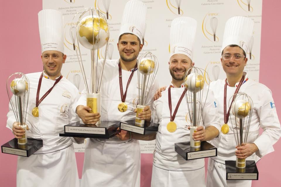 Pasticceria Generoso -campionati mondiali