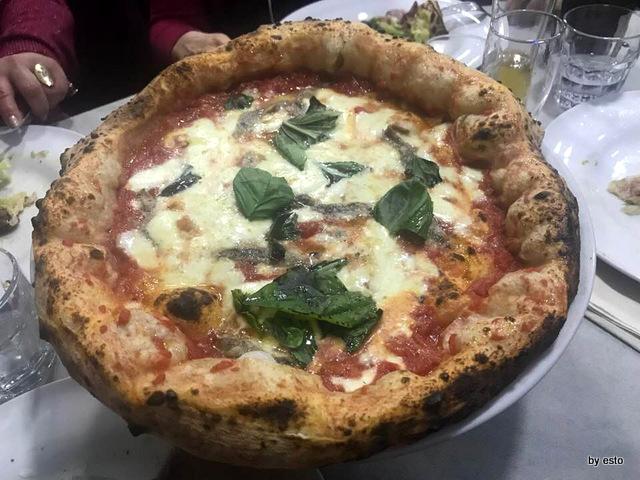 Pizzeria Nonna Ma la Margherita San Marzano