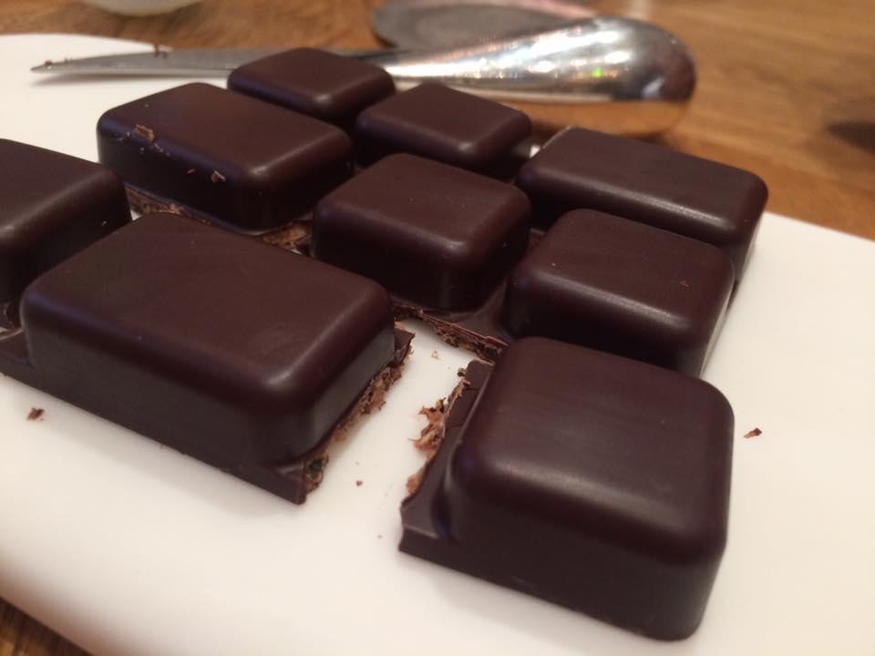 Plaza Athenee, il cioccolato della casa
