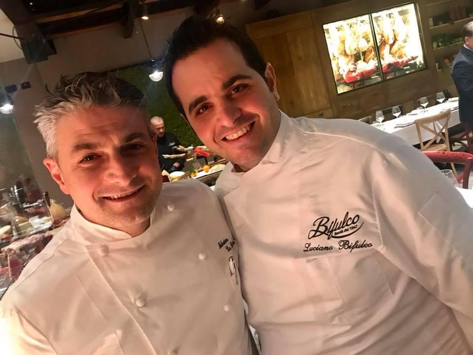 Salvatore La Ragione e Luciano Bifulco