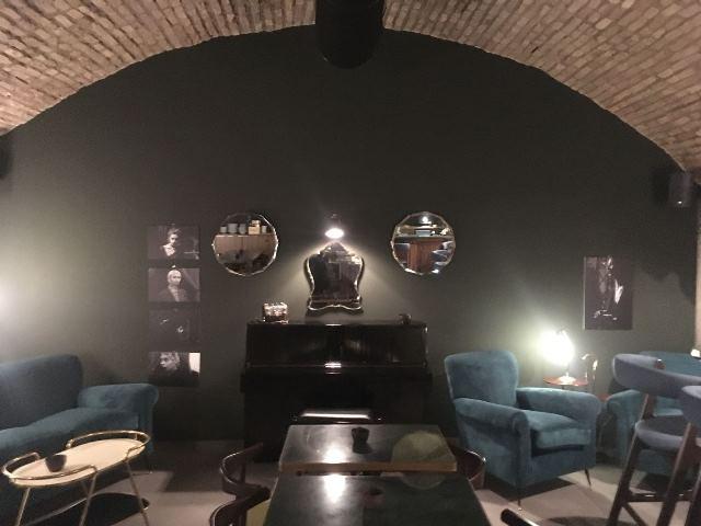 Stilelibero - Sala interna