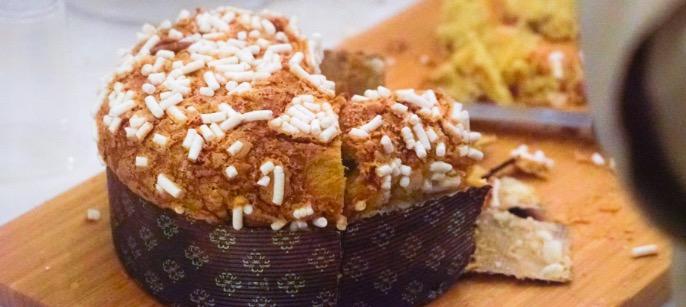 Tenerita' - Panettone mela annurca candita, noci caramellate e cannella