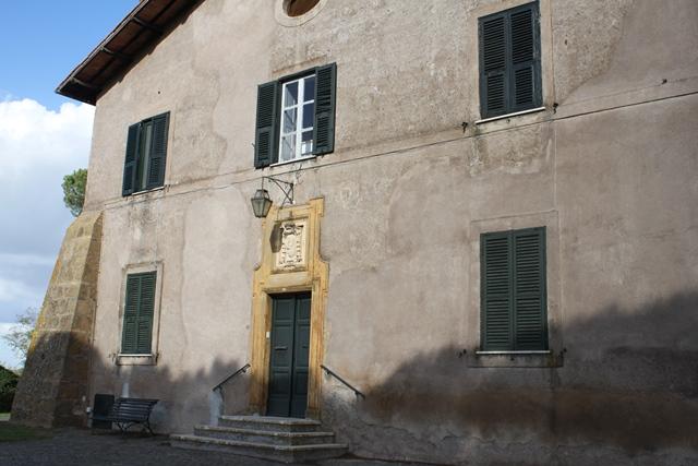 Tenuta Fiorano - La sede amministrativa della Tenuta