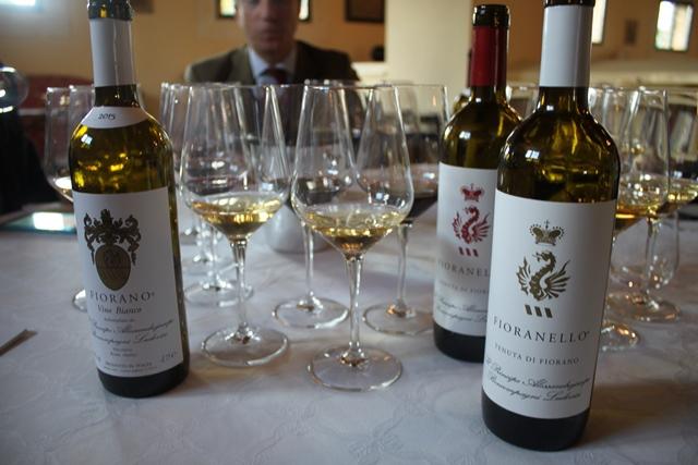 Tenuta Fiorano - degustazione di vini