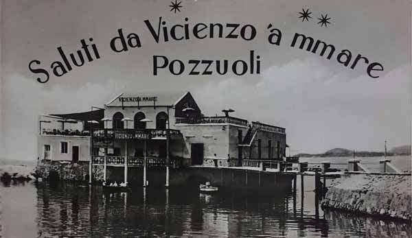 Riccio's - Vicienzo a mmare