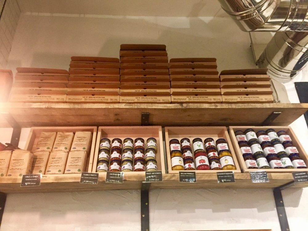 Franco Manca Southampton - Per lo shopping gastronomico