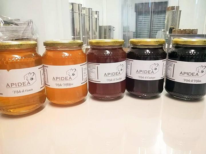 Apidea, il miele