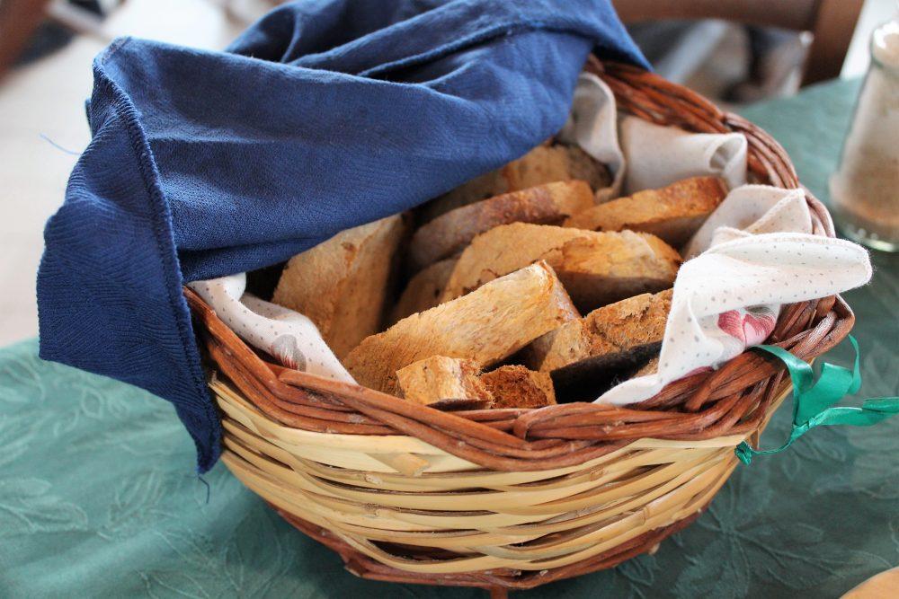 Le Campestre – il cestino di pane