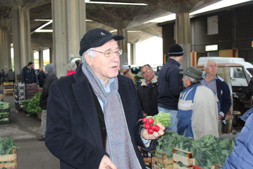 Mercato frutta e verdura di Sarno