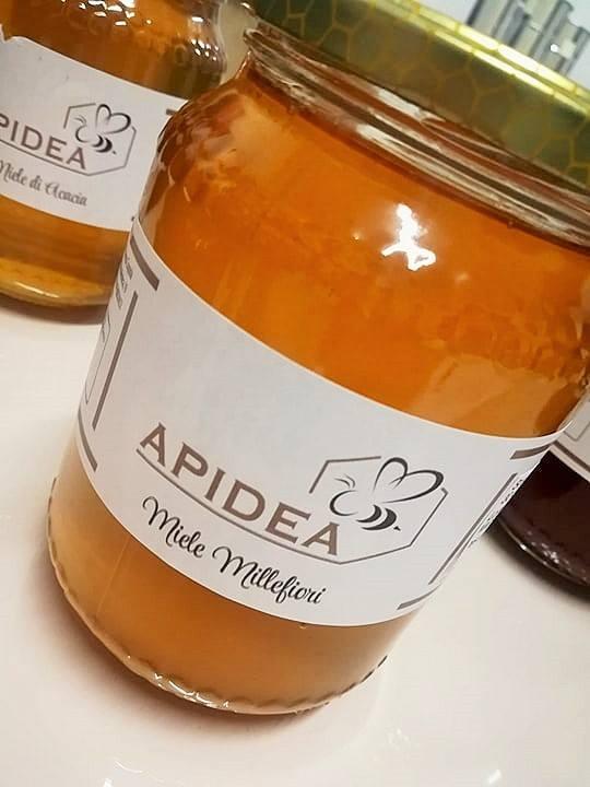 Apidea, Il miele di millefiori