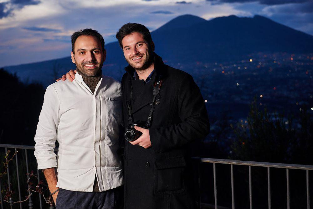 Pietro Parisi e Bruno Sodano