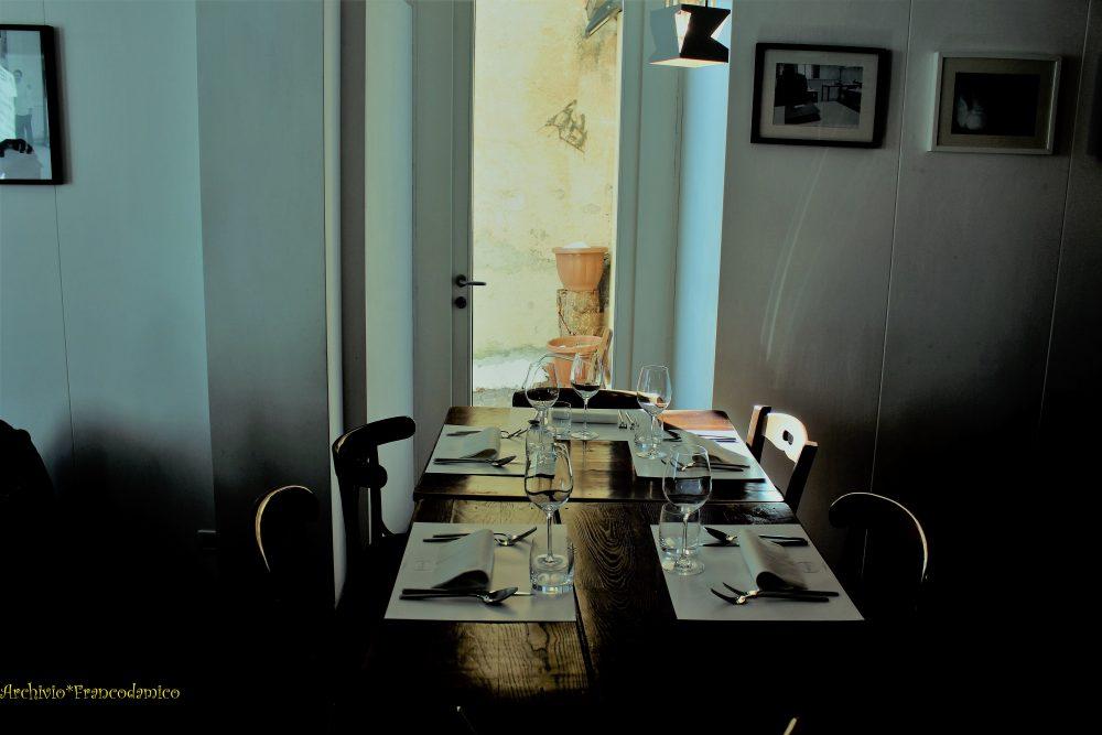 Spazio Zero Rivisondoli AQ - uno dei tavoli