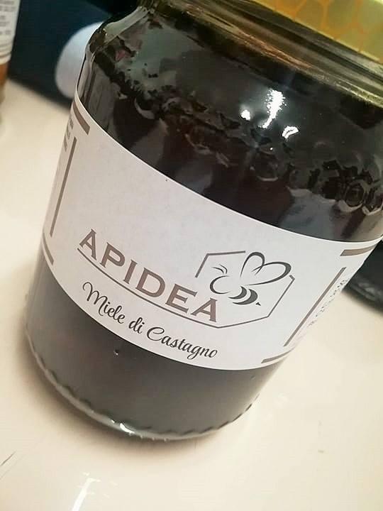 Apidea, Il miele di castagno