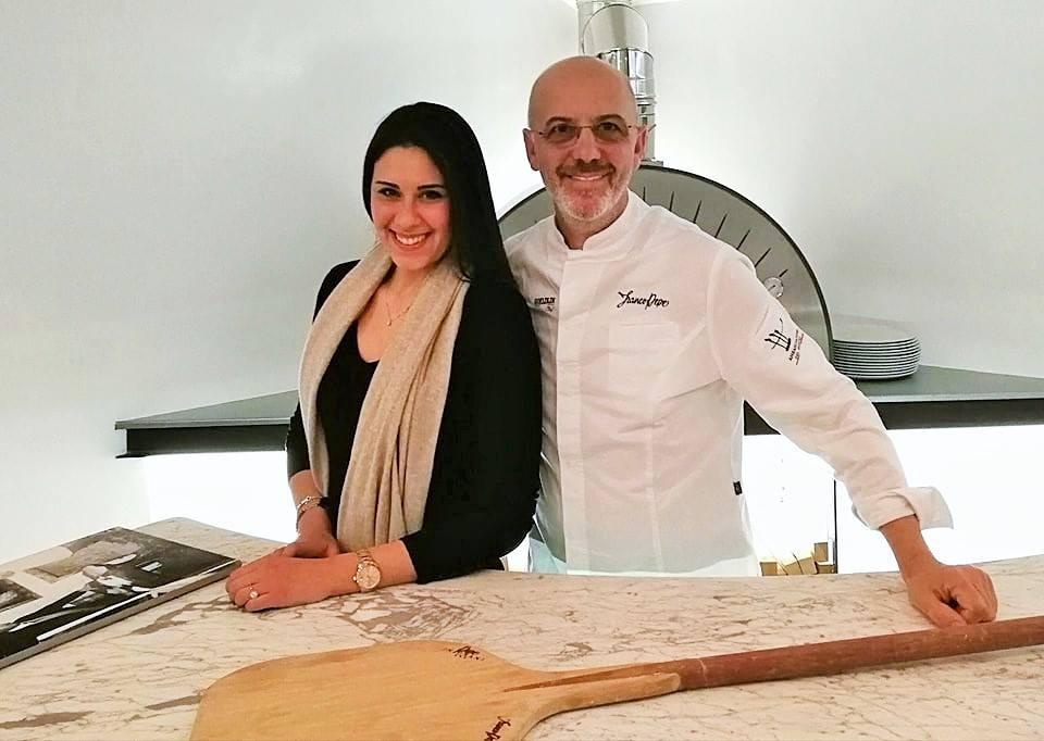 Pepe In Grani - Francesca Faratro e Franco Pepe