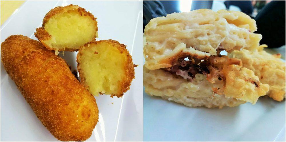 A'Chiazz - Il crocche' di patate e la frittatina di pasta