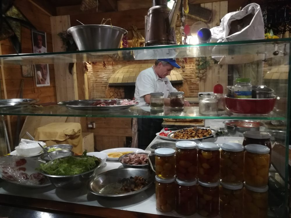 Agriturismo Antico Pozzo degli Ulivi - La Pizzeria