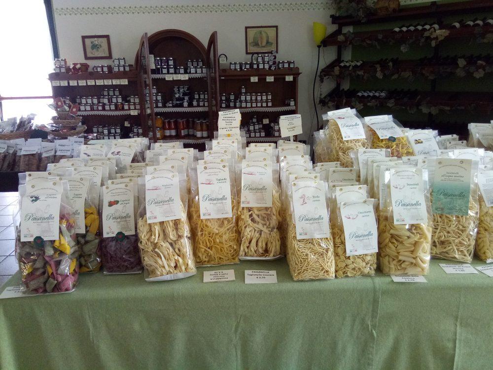 Azienda Agrituristica Parmenide Pasta ed altri prodotti