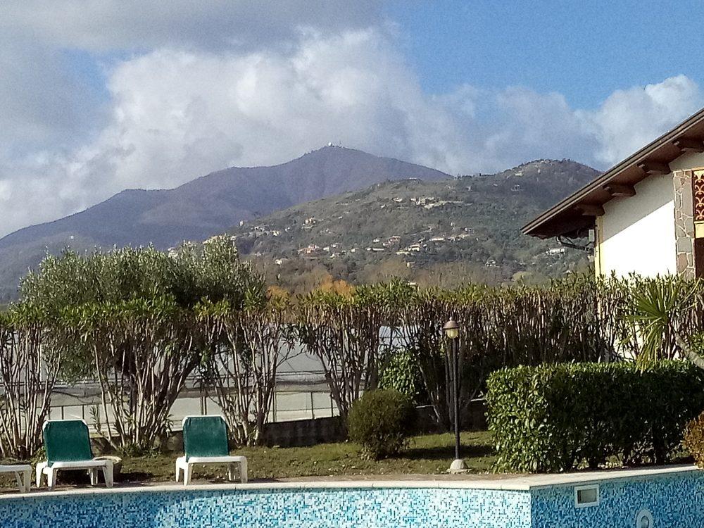 Azienda Agrituristica Parmenide Vista del Monte Stella