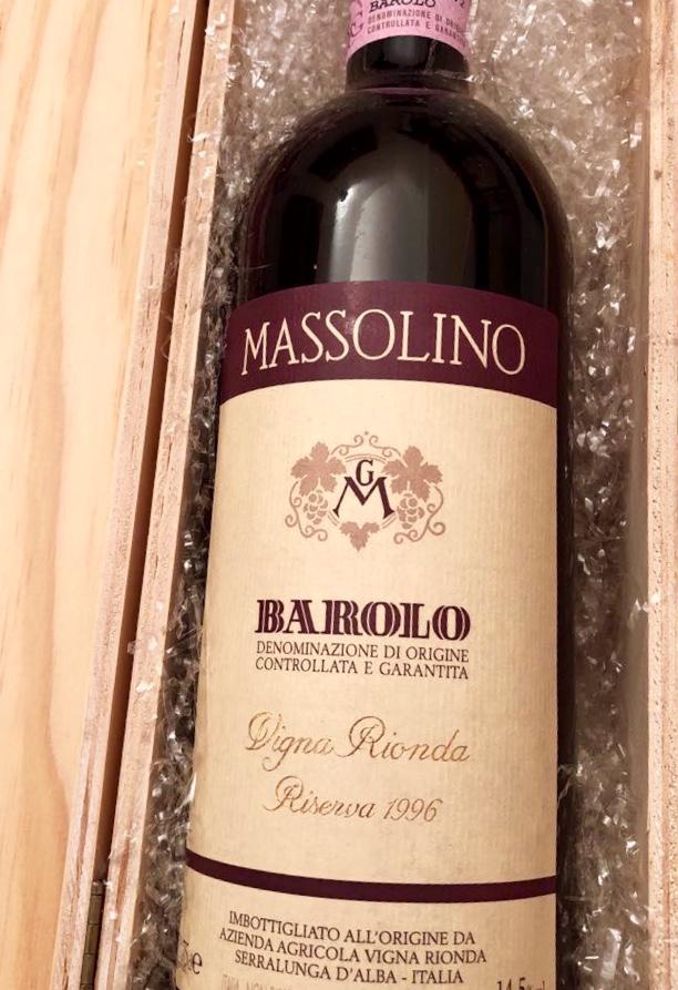 Barolo 1996