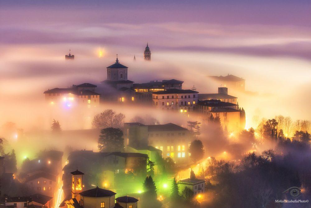 Bergamo Alta, foto di Mirko Pizzaballa