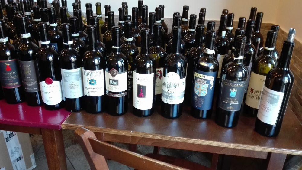Brunello di Montalcino 2013 Vs 2012 - Dopo la Degustazione